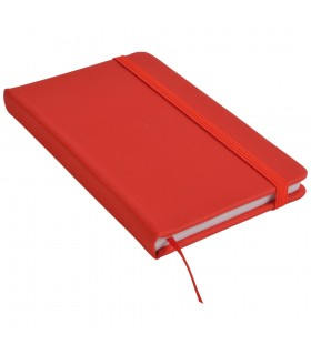 Colored Notebook with Bookmark