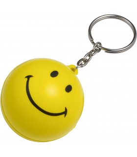 Breloc Plastic Anti Stres Smiley