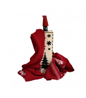"""""""Christmas Wine"""" Gift Package"""