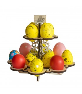 Two-Tiered Easter Egg Holder