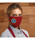 Protection Mask with Three Layers