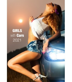 Calendar Girls with Cars