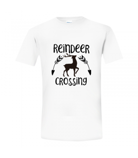 Tricou Reindeer Crossing