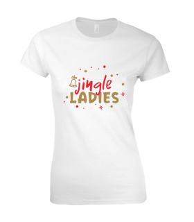 Tricou Jingle Ladies