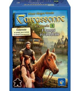 Carcassonne Extension 1: Inns and Cathedrals