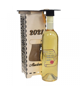 Graduation Gift with Wine