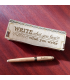 """""""Write What You Love"""" Fountain Pen in Case"""