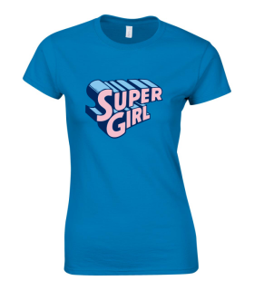 Tricou Super Girl