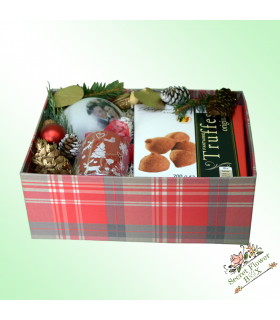 """Christmas box"" cu fantaisie Truffes"