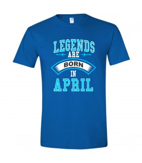 Tricou Legends April