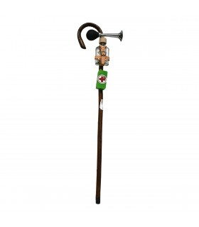 Funny Walking Stick with Accessories