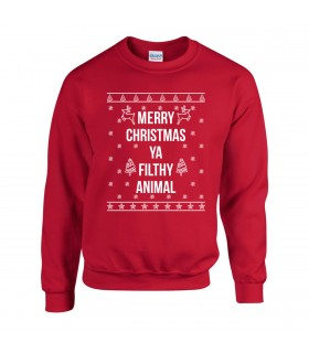 "Pulover Unisex Personalizat ""Merry Christmas"""